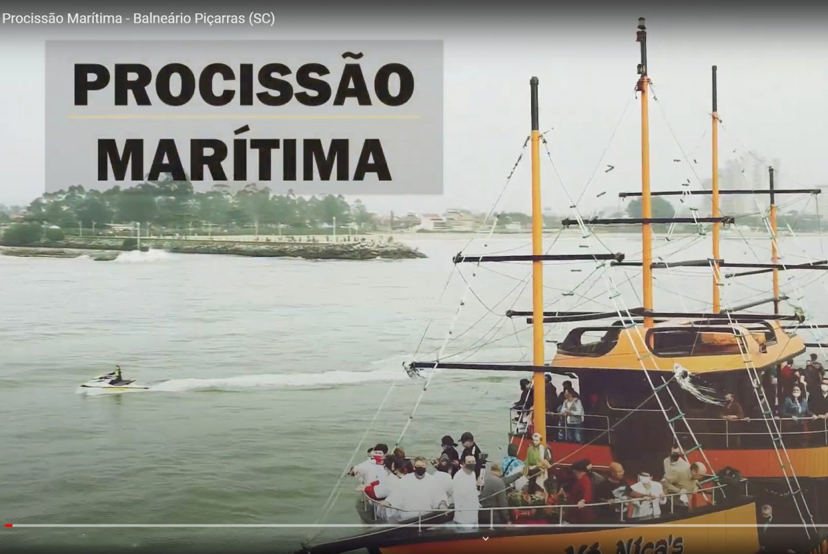 Procissão Marítima – Balneário Piçarras (SC)