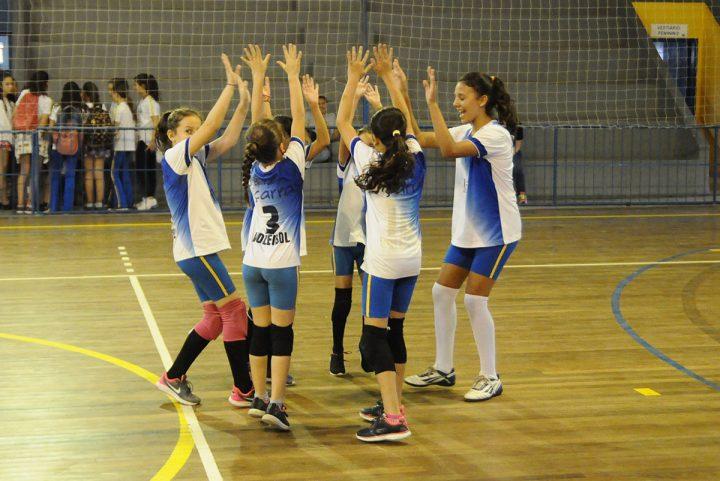 15ª Olepi – Olimpíada escolar de Piçarras – Basquete e Volei (Mini)