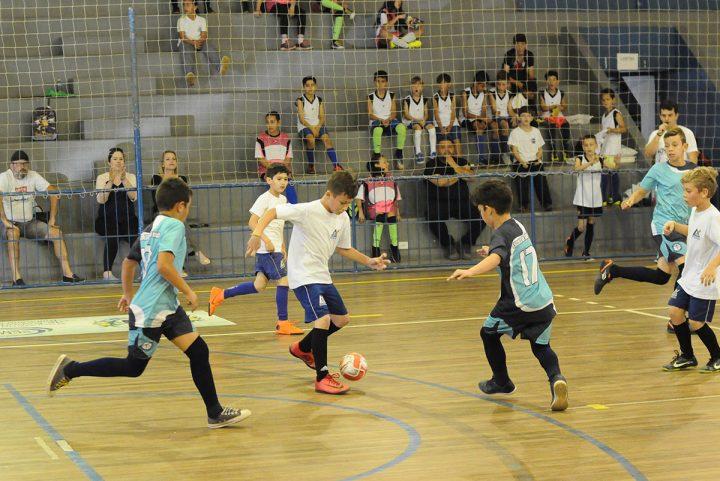 15ª Olepi – Olimpíada escolar de Piçarras – Futsal (Mini)