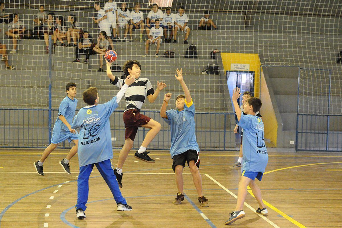 15ª Olepi – Olimpíada escolar de Piçarras – Handebol (Mini)