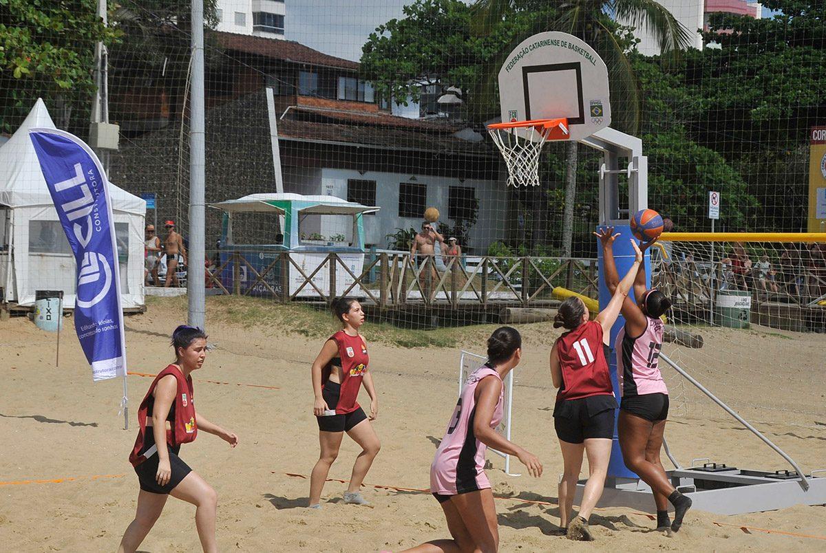 1ª Copa de Basquete de Praia de Balneário Piçarras