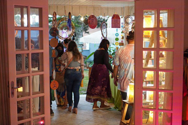 1ª feira esotérica e do artesanato (Penha)
