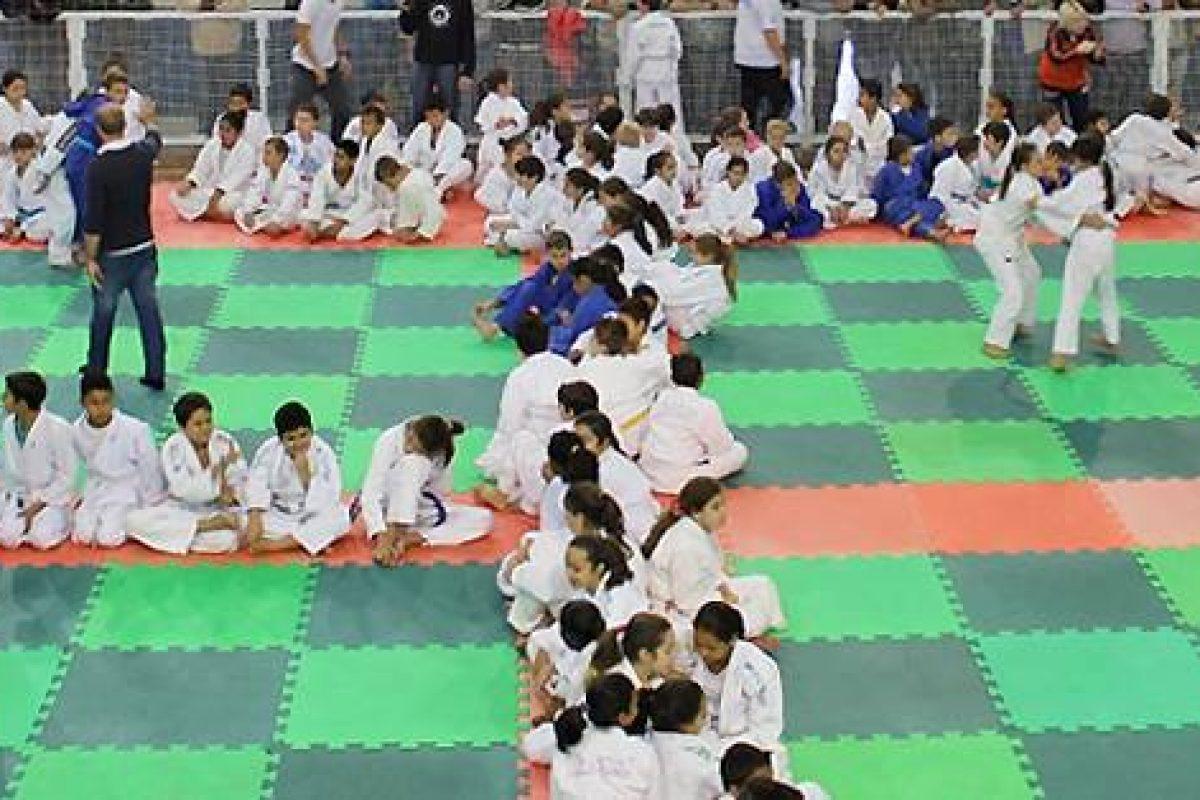 1º Treinamento Festivo da Régis Judô em Penha