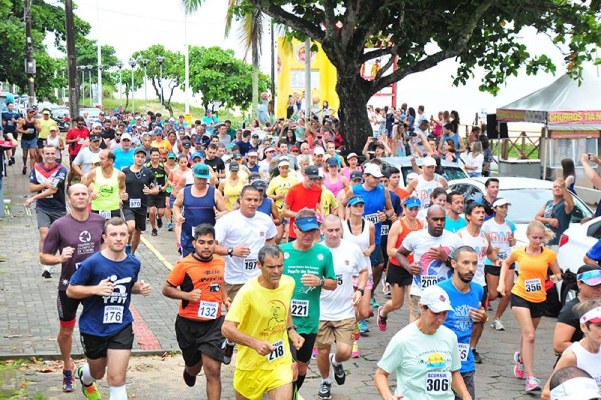 Competições em Balneário Piçarras reúnem cerca de 400 participantes