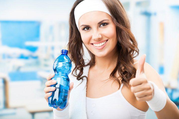 Água no treino – muito mais importante do que você imagina