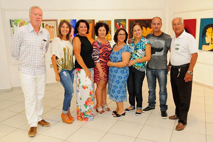 Galeria de artes do Centro Cultural Luiz Telles recebe Exposição Mulheres