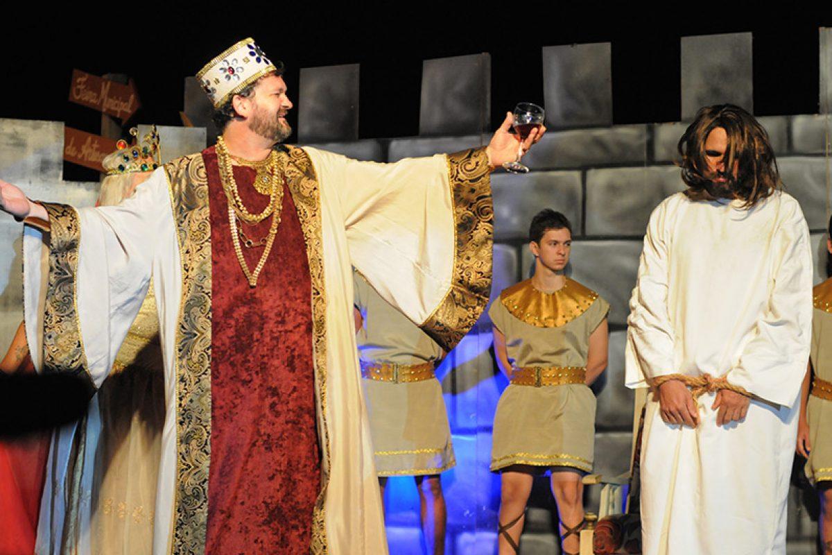 Teatro – Paixão de Cristo – Piçarras 2017