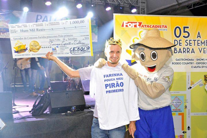 22ª Festa Nacional do Pirão – 4º dia (Barra Velha)