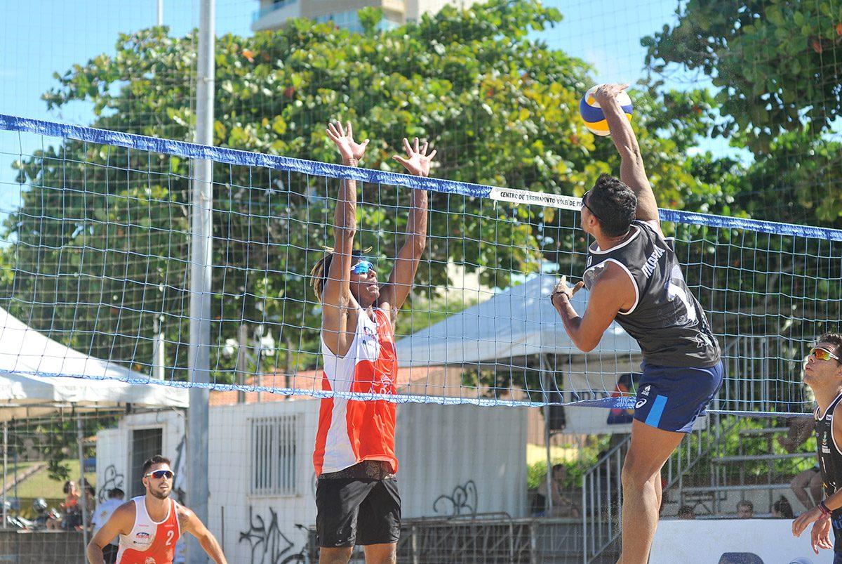 2ª Copa Verão de Vôlei de Praia – masculino (Piçarras)