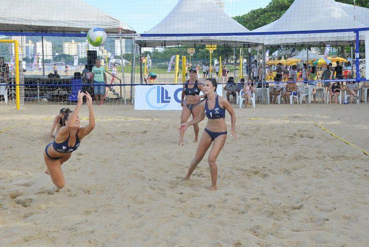 2ª Copa Verão de Vôlei de Praia – feminino (Piçarras)