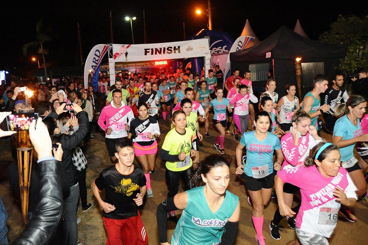 2º Wizard Night Run & Walk