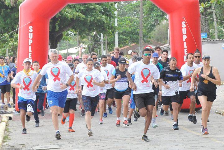 """3º Corrida e Caminhada """"na luta contra a AIDS"""""""