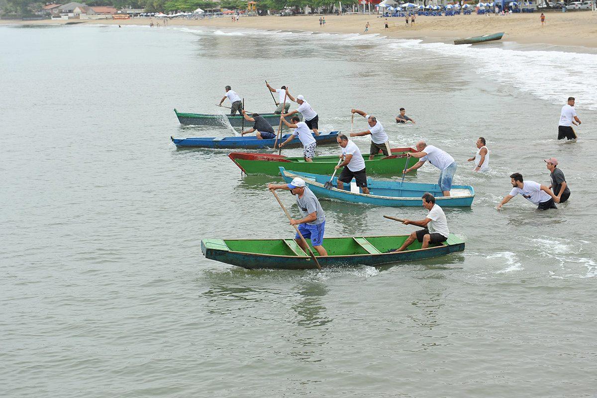 4ª corrida de bateiras de Balneário Piçarras