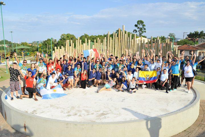 4º encontro internacional de etnias (Piçarras)