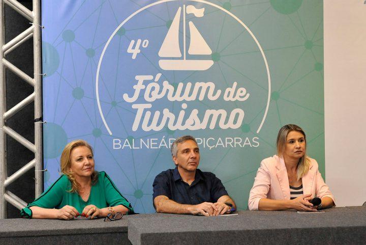 4º Fórum de Turismo de Balneário Piçarras