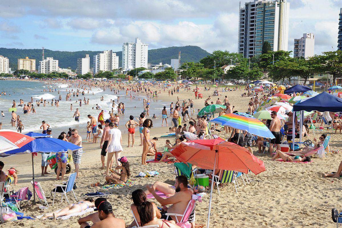 5 motivos para escolher Balneário Piçarras para passar o Verão