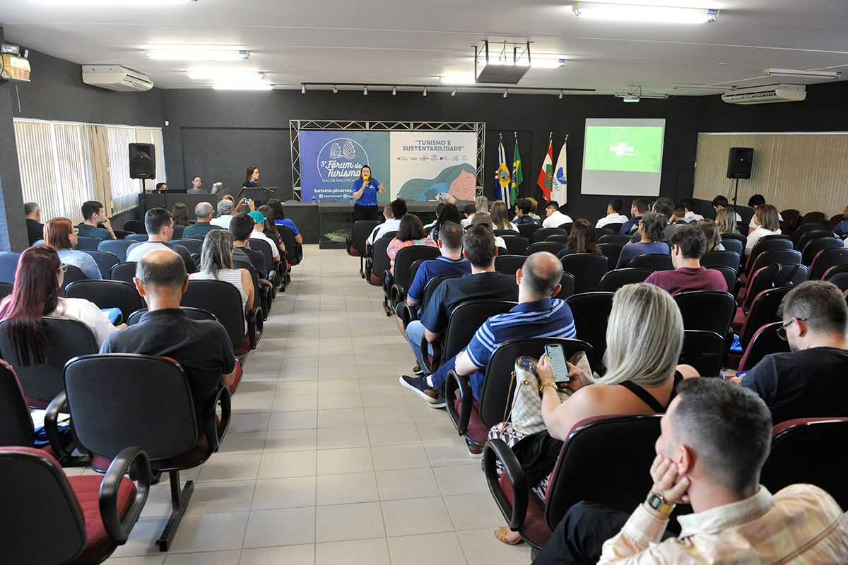 5º Forum de Turismo de Balneário Piçarras