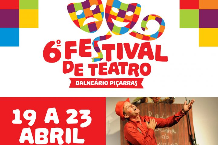 6º Festival de teatro de Balneário Piçarras