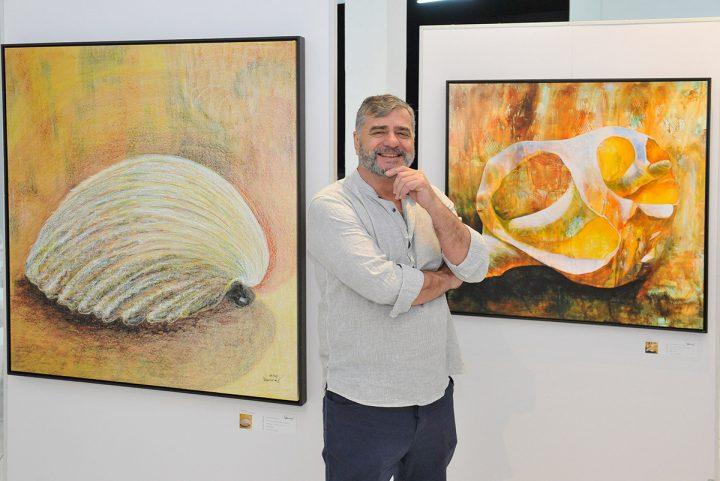 Abertura de exposição – Moradas do Mar (Piçarras)