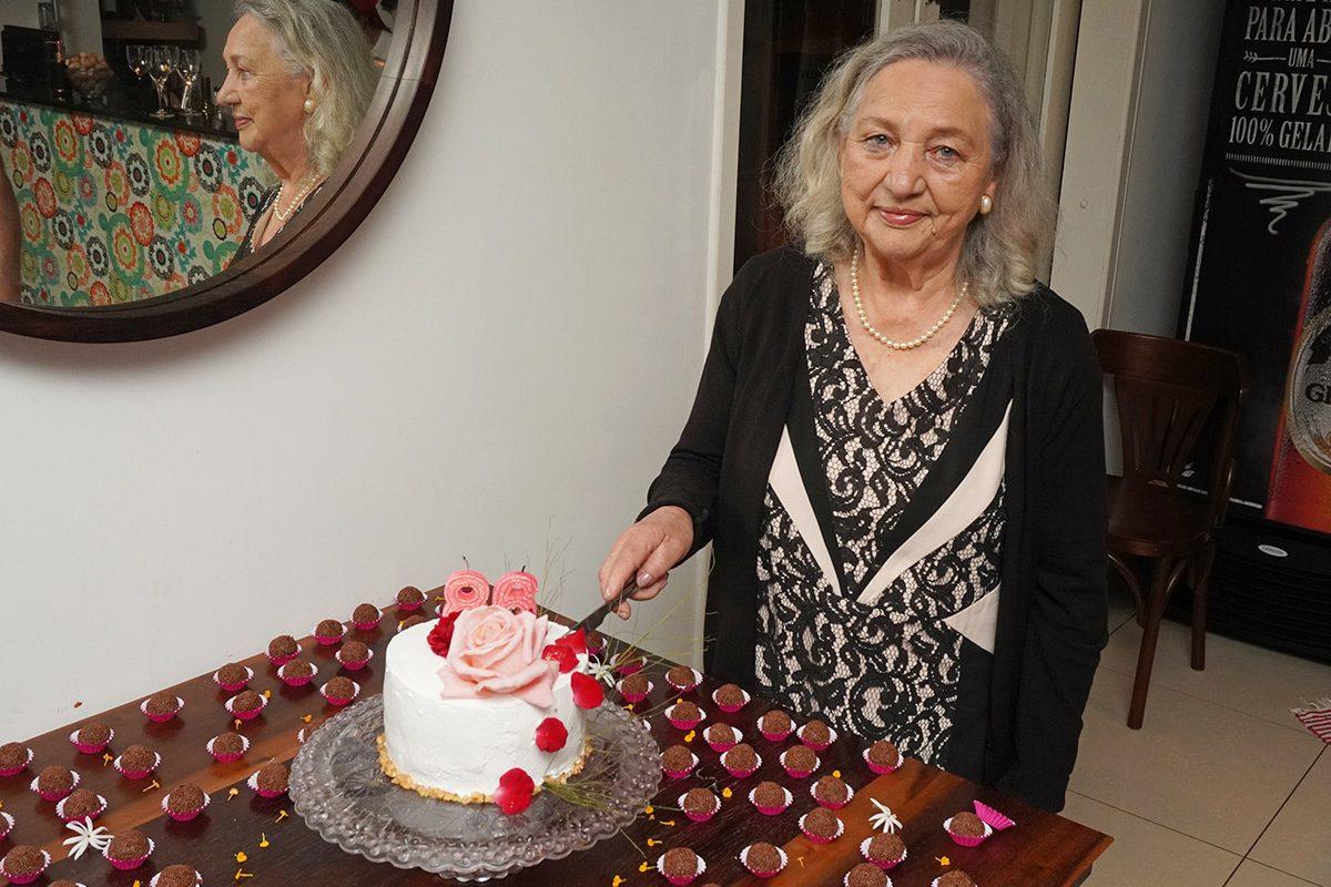 Albertina da Luz – 86 anos