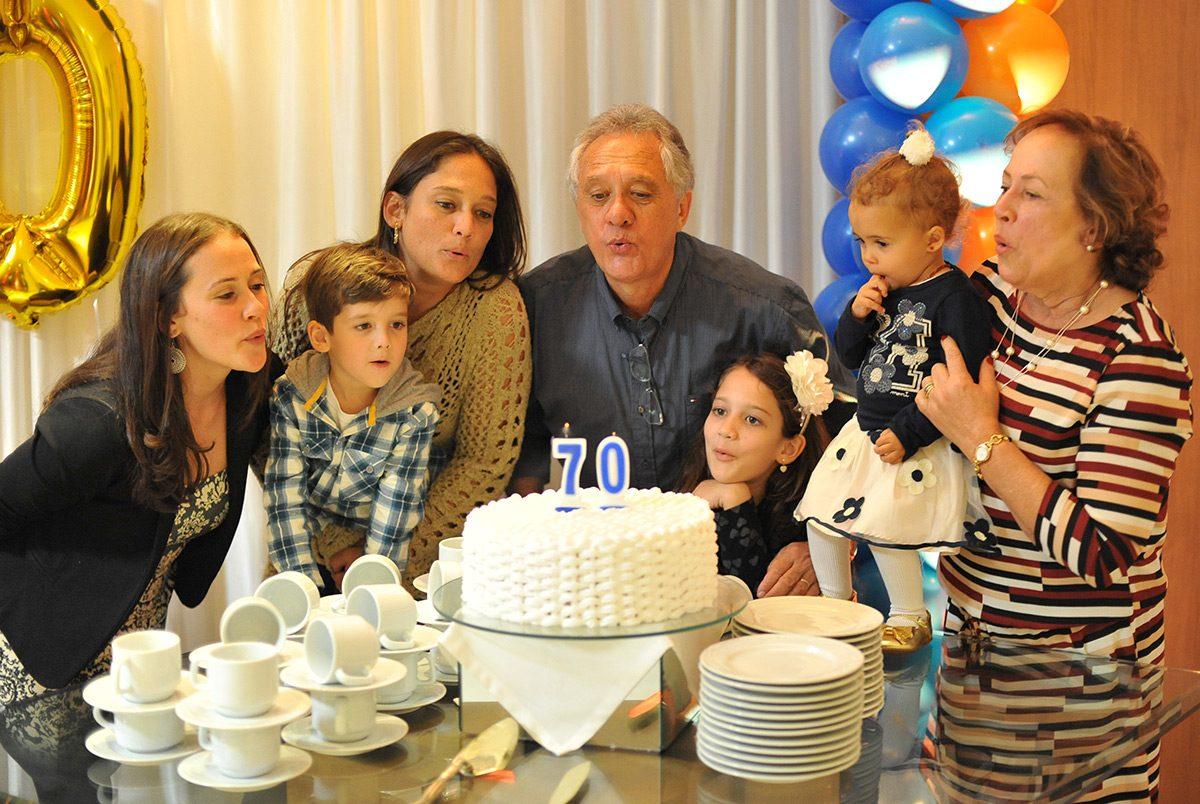 Alcides – 70 anos