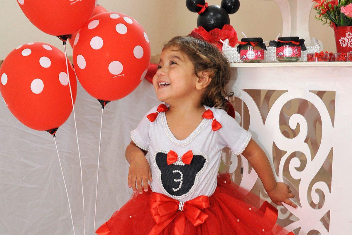 Alice – 3 anos