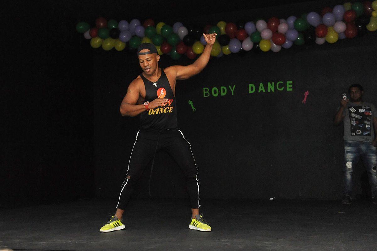 Aulão de ritmos – body dance (Piçarras)