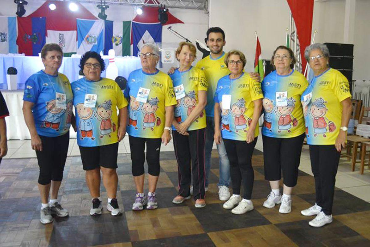 Barra Velha – 10ª etapa dos Jogos Abertos da Terceira Idade