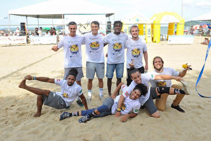 3º Open Beach – Campeonato internacional de Slackline (Piçarras)