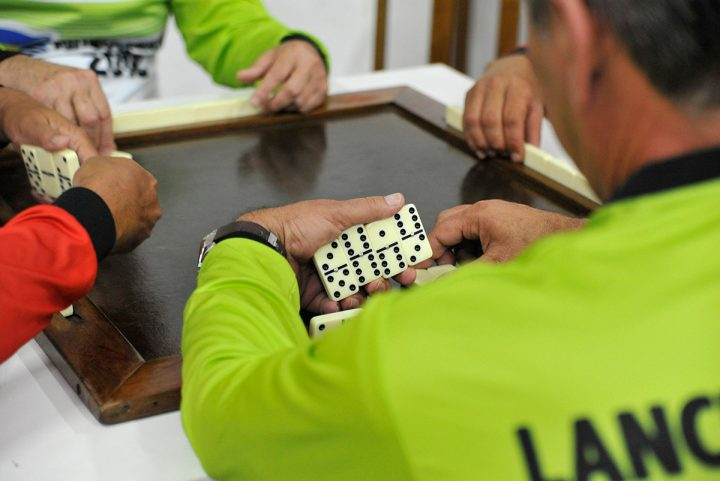 Campeonato municipal de dominó (Piçarras)