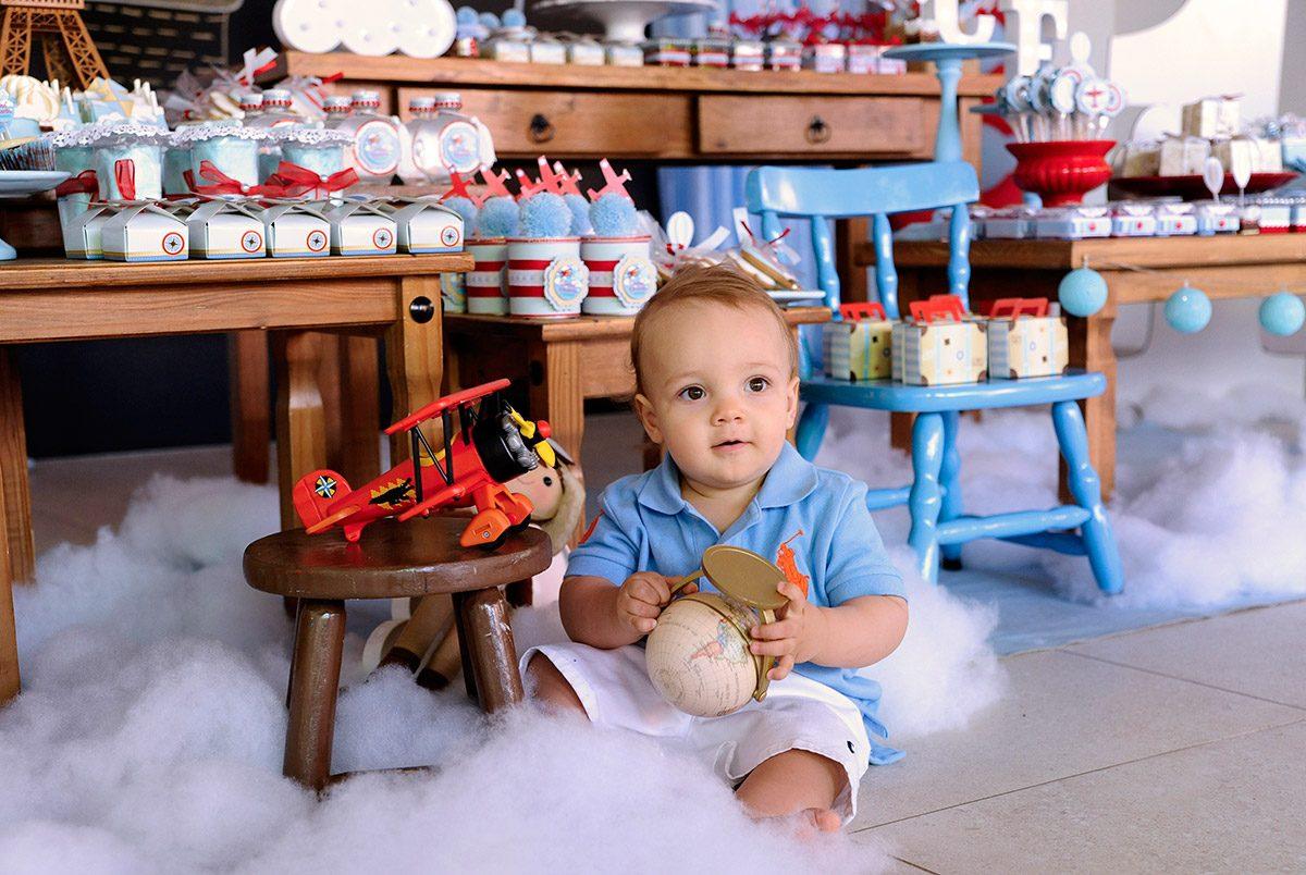Carlos Eduardo – 1 ano
