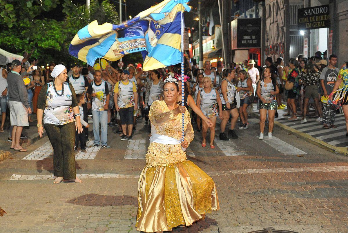Carnaval Piçarras – 1º dia