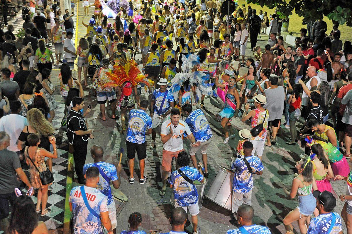 Carnaval Piçarras – 2º dia