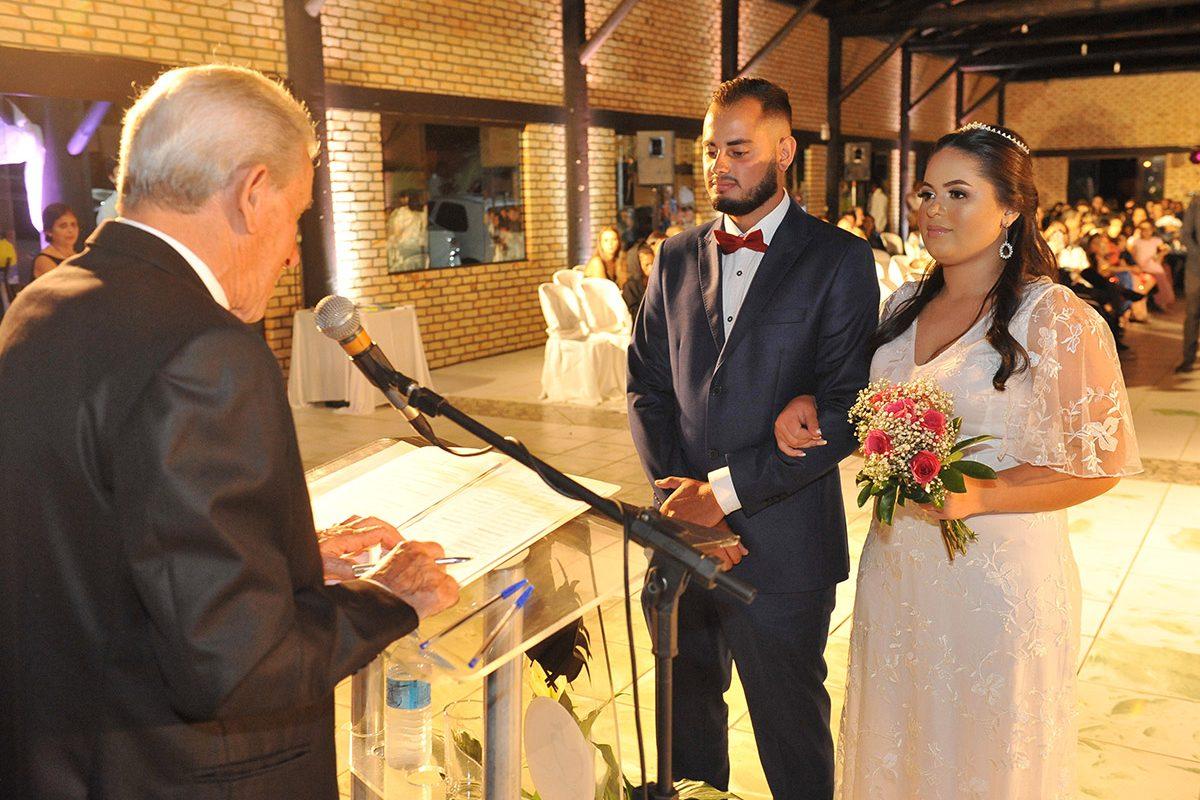 Casamento comunitário (Piçarras)