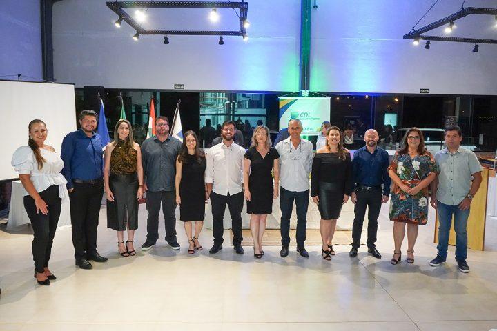 CDL Baln. Piçarras – posse da nova diretoria