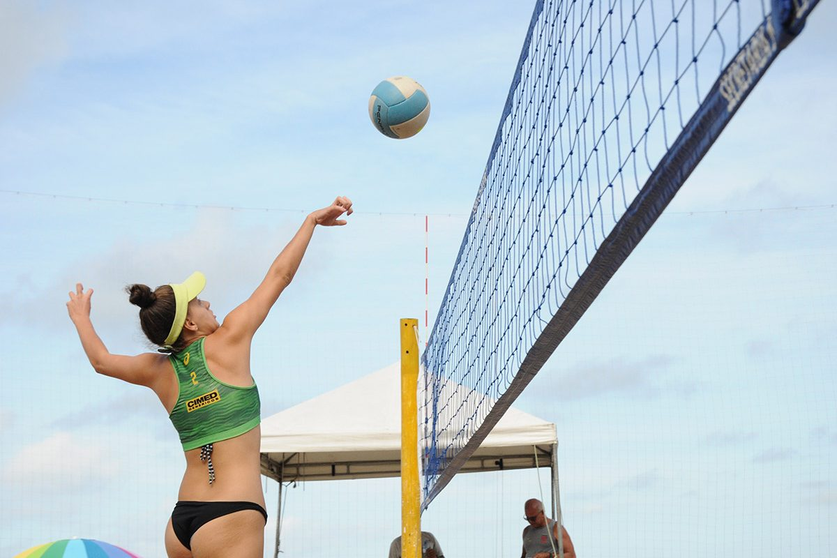 Copa Verão Vôlei de Praia – Feminino (Piçarras)