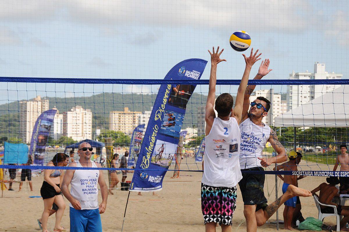 Copa Verão Vôlei de Praia – Masculino (Piçarras)