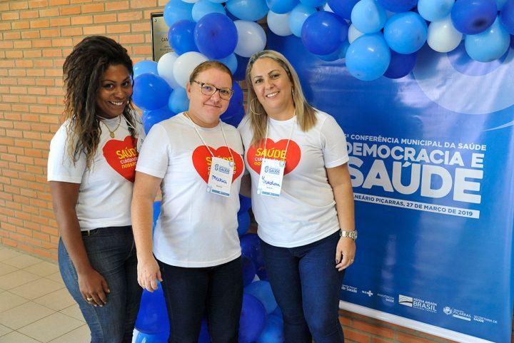 Democracia e Saúde – 6ª conferência municipal da saúde (Piçarras)