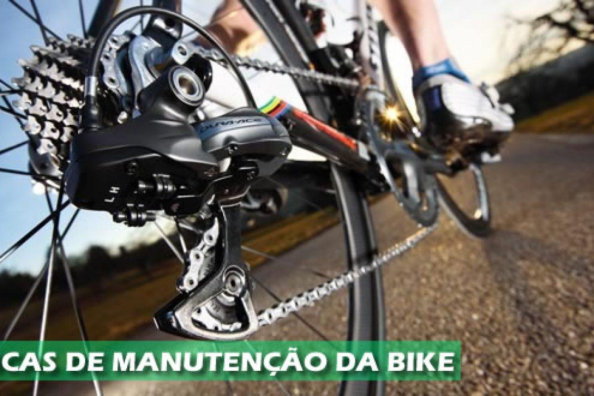 Dicas de Manutenção da Bike