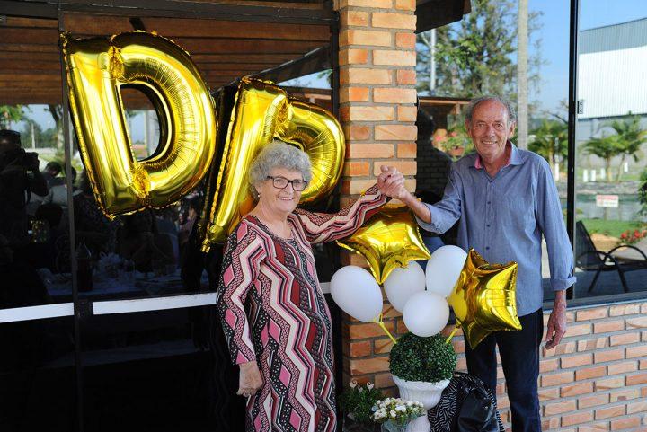 Dilce e Pedro – 70 anos
