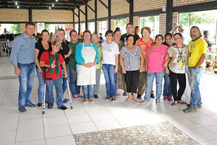 Encontro de mulheres da área rural de Balneário Piçarras