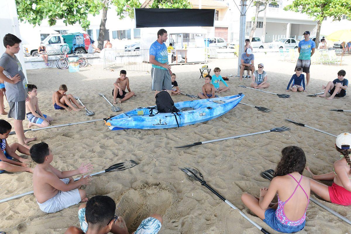 Escola de canoagem (Piçarras)