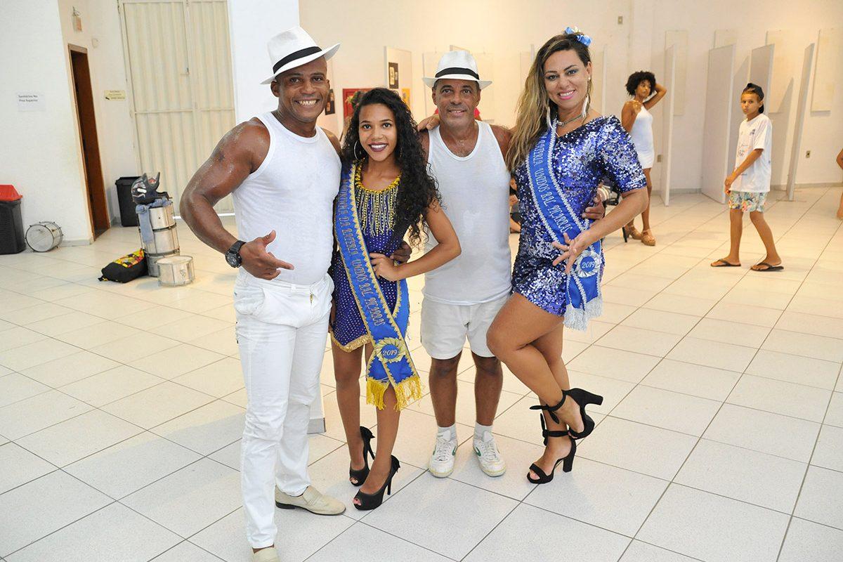Escolha do cidadão do samba (Piçarras)