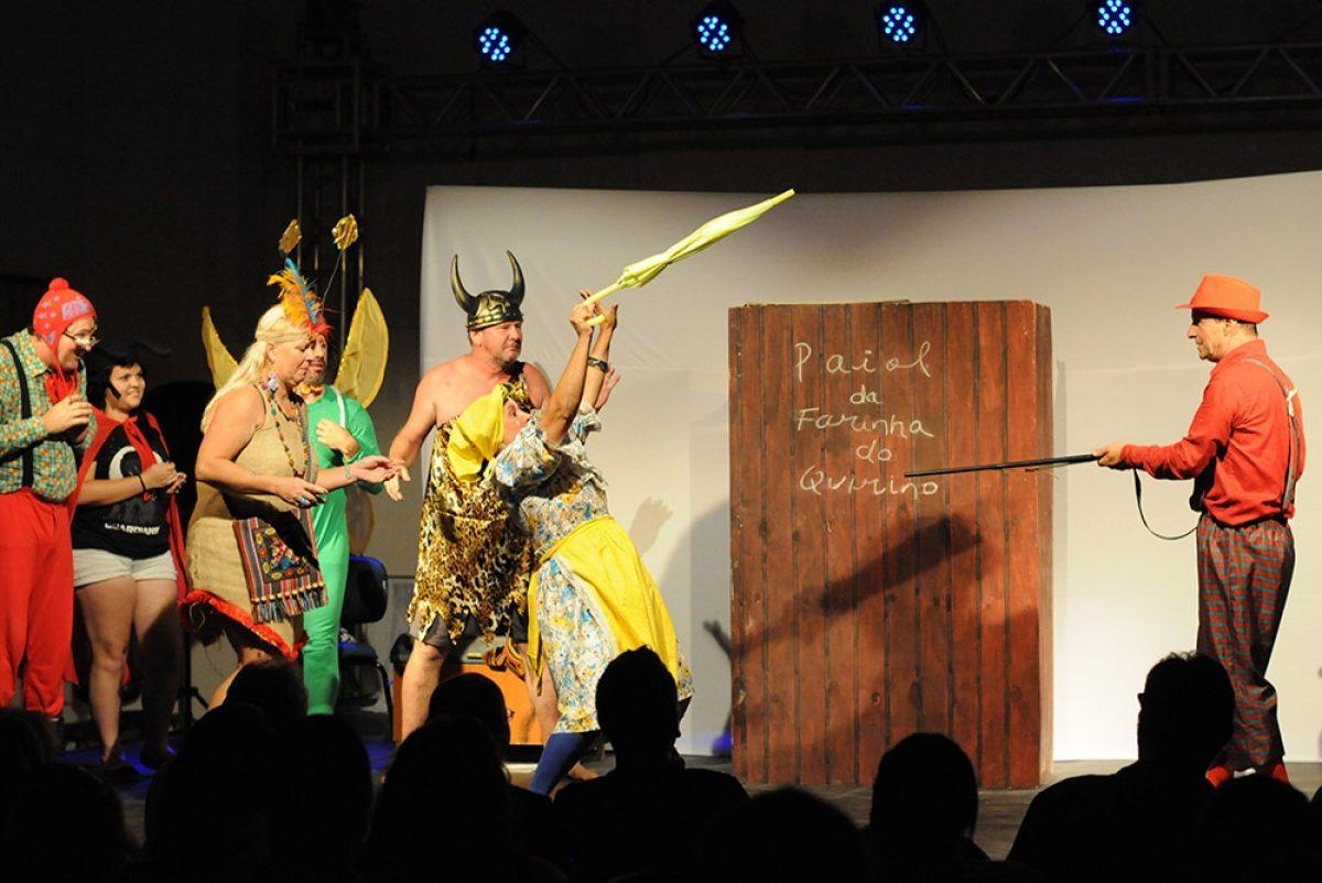 Espetáculos teatrais já podem se inscrever para Festival de Teatro de Balneário Piçarras