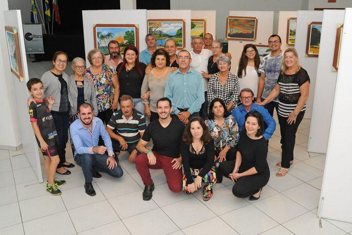 Exposição cultural – J.Silveira (Piçarras)
