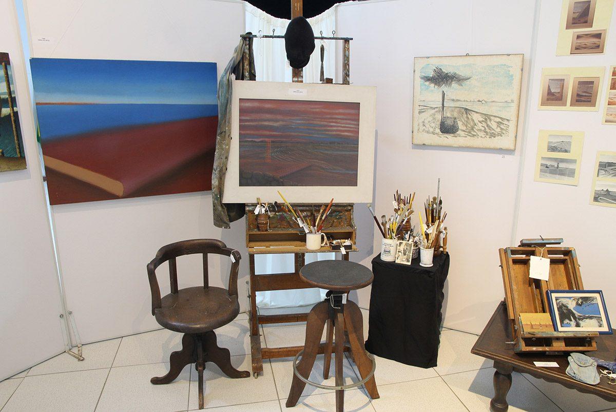 Exposição cultural – Luiz Telles (Piçarras)