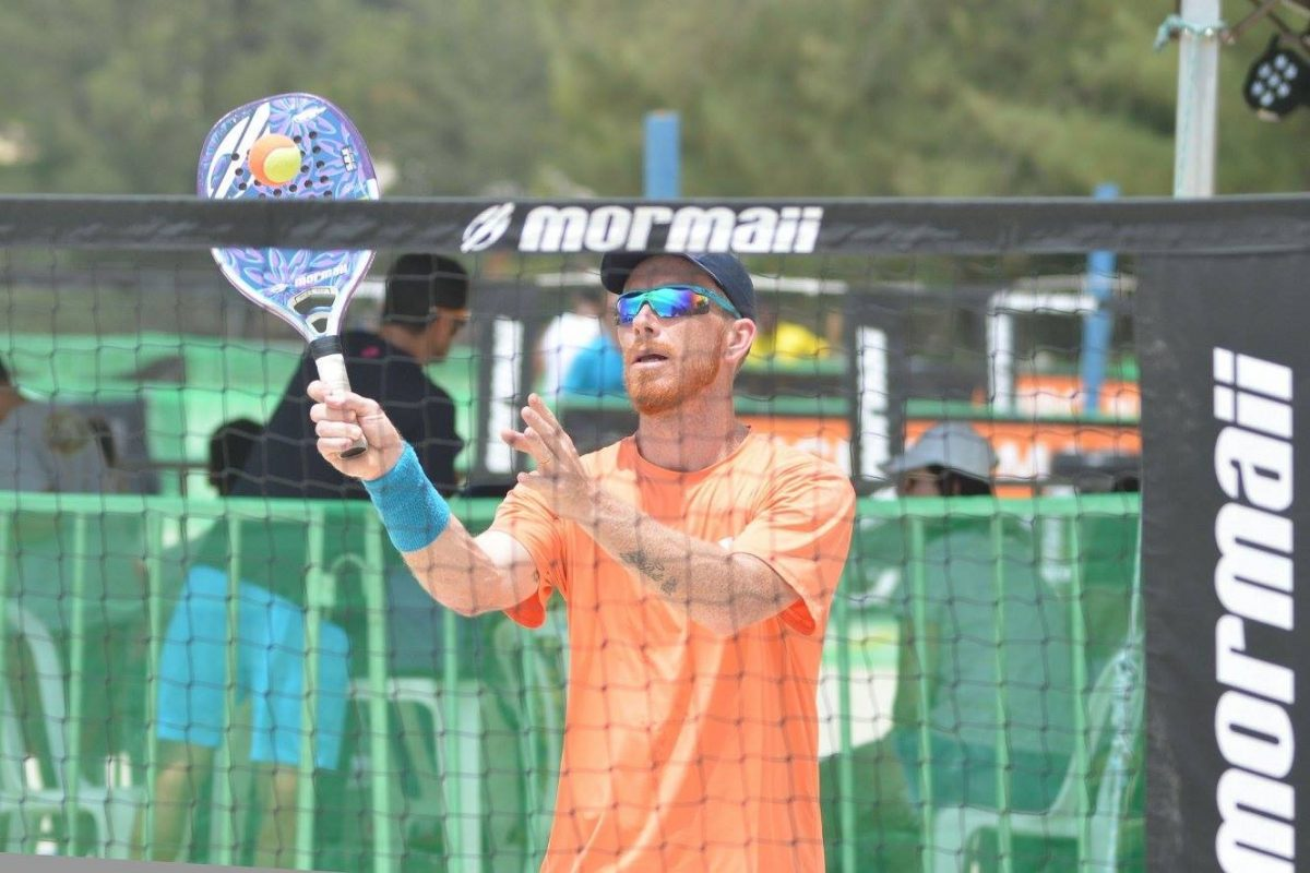 Fim de semana será agitado pela etapa do Circuito Mormaii de Beach Tennis 2018