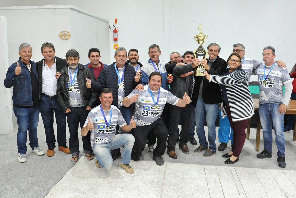 Final do 23º campeonato municipal de dominó (Piçarras)