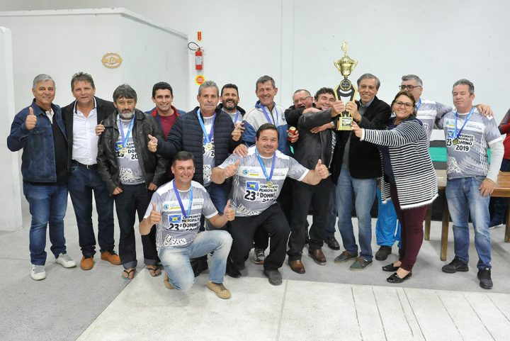 Final do 23º campeonato municipal de dominó (Piçarras)