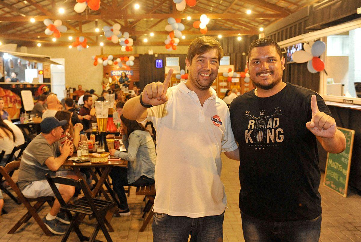 Food Park Central – 1 ano (Piçarras)